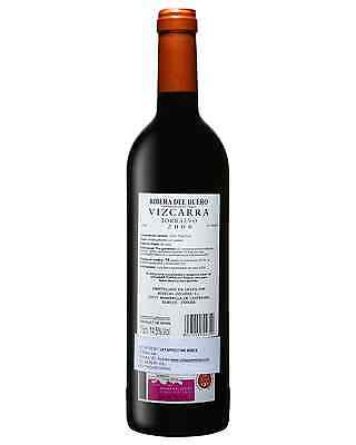 Vizcarra Torralvo Tinto Fino 2006 bottle Tempranillo Dry Red Wine 750mL 2