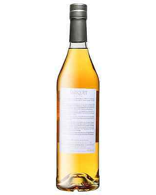 Tariquet Bas-Armagnac 5 Years Old 700mL bottle Armagnac 2