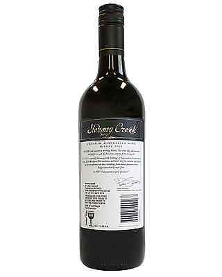 Stormy Creek Shiraz 2016 case of 6 Dry Red Wine 750ml South Australia 2