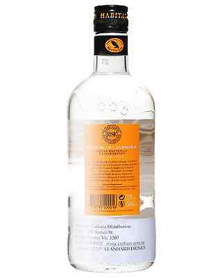 Habitation St Etienne Rhum Agricole Blanc Vat 2000 700mL bottle White Rum