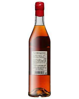 Delord 1996 Bas Armagnac 700mL case of 12 Brandy 2