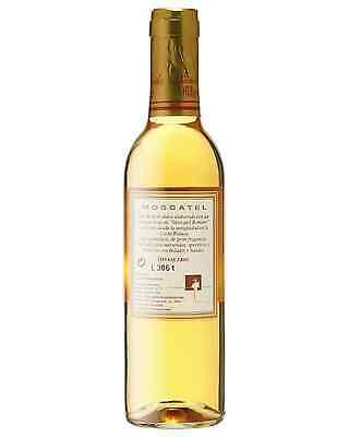 Primitivo Quiles Moscatel 375mL case of 6 Moscato Sweet White Wine DO Alicante 2