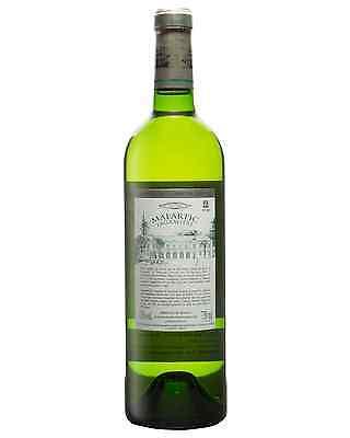 Chateau Malartic Lagraviere Pessac Leognan Grand Cru Class blanc 2006 bottle 2