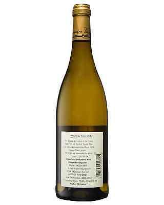 Domaine Vigneau-Chevreau Silex Vouvray 2015 bottle Chenin Blanc Dry White Wine 2