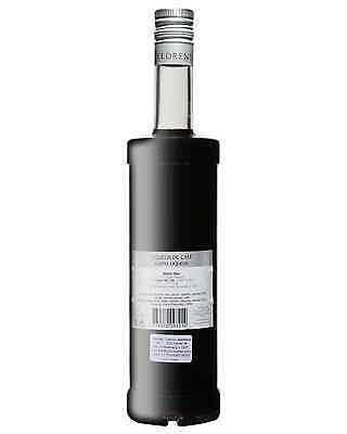 Vedrenne Liqueur de Cafe 700mL bottle Coffee Liqueurs Burgundy 2