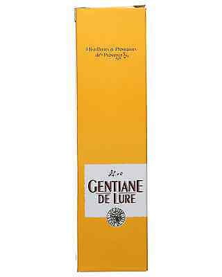 Distilleries et Domaines de Provence Gentiane de Lure Herbal Aperitif 500mL 3