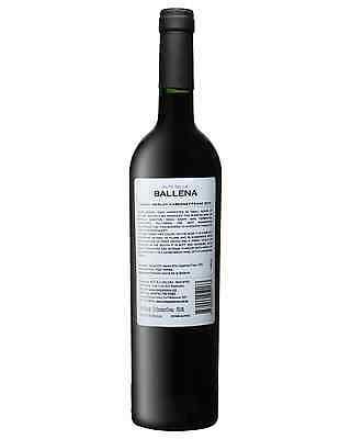 Alto de la Ballena Tannat Merlot Cabernet Franc 2010 bottle Dry Red Wine 750mL 2