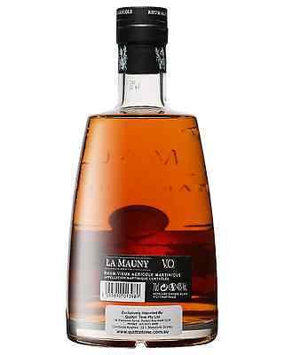 La Mauny VO Rhum Aged 3+ years 700mL bottle Rhum Agricole Dark Rum 2