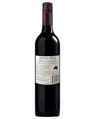 Dixons Creek Estate Cabernet Sauvignon 2014 case of 6 Dry Red Wine 750mL 2