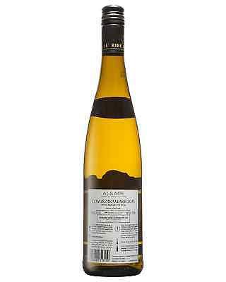 Cave De Ribeauville Gewurztraminer 2013 case of 1 Gewürztraminer Dry White Wine 2