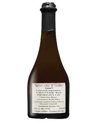 Domaine de la Tournelle Vin de Paille 2007 case of 12 Sweet White Wine 350mL 2