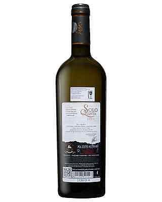 Recas Solo Quinta 2012 bottle Dry White Wine 750mL Timisoara 2