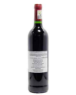 Vondeling Cabernet Sauvignon 2012 case of 6 Dry Red Wine 750mL 2