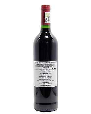 Vondeling Cabernet Sauvignon 2012 case of 6 Dry Red Wine 750mL 2