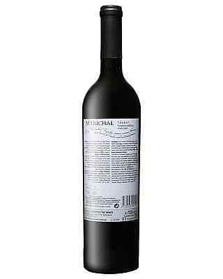 Marichal Tannat 2011 bottle Dry Red Wine 750mL Canelones 2