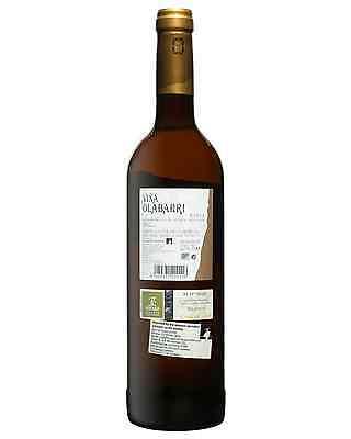 Vina Olabarri Viura Blanco 2015 case of 6 Viura Garnacha Blanca Malvasia Wine 2