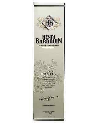 Synonymous with the south of France, Henri Bardouin Pastis  is the only pastis t 3