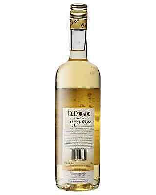 El Dorado Superior Gold Rum 1L bottle Dark Rum 2