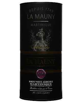 La Mauny Millesime 1998 Rhum 700mL bottle Rhum Agricole Dark Rum 3