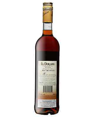 El Dorado Superior Dark Rum 750mL bottle 2 • AUD 54.99