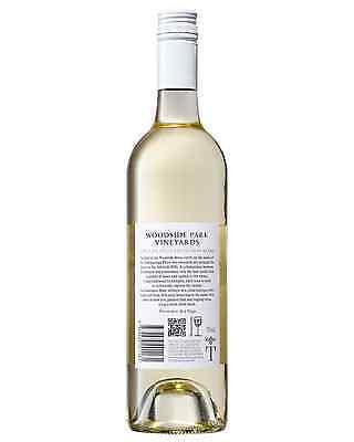 Woodside Park Sauvignon Blanc 2016 case of 6 Dry White Wine 750mL