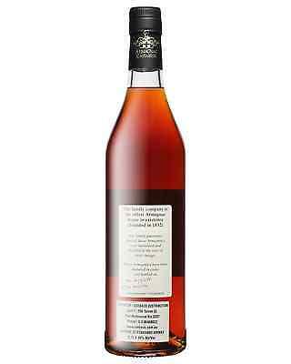Castarede 1970 Armagnac 700mL Castarède bottle 2