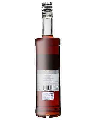 Vedrenne Caramela 700mL bottle Liqueur Flavoured Burgundy 2