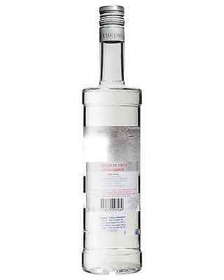 Vedrenne Liqueur de Litchi 700mL bottle Liqueurs Fruit Liqueurs Burgundy 2