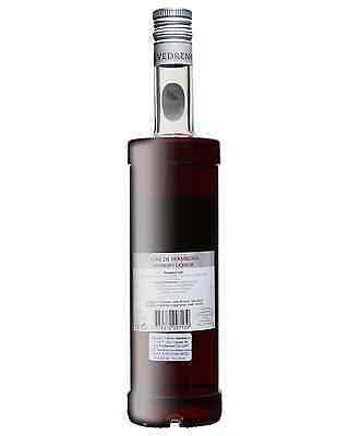 Vedrenne Creme de Framboise 700mL case of 6 Liqueur Fruit Liqueurs Burgundy 2 • AUD 281.70