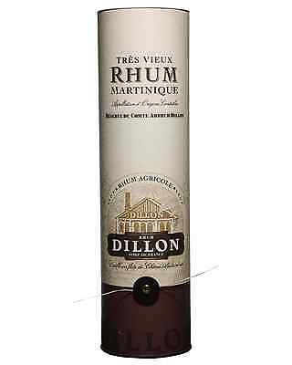 Dillon VSOP Tres Vieux Rhum Agricole 8 Years Old 700mL case of 6 Dark Rum