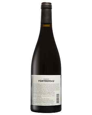 Domaine de Fontbonau Cte Du Rhne Rouge  2010 bottle Shiraz Dry Red Wine 750mL 2