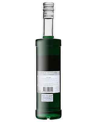 Vedrenne Menthe Verte 700mL bottle Liqueurs Fruit Liqueurs Burgundy