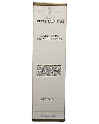 Compte Louis de Lausriston Calvados Domfrontais 5 Years Old 700mL bottle 3