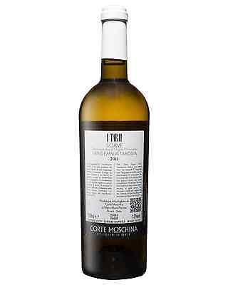 Corte Moschina I Tarai Soave 2011 case of 6 Garganega Dry White Wine 750mL 2