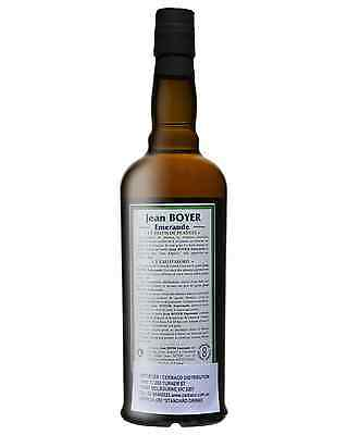 Jean Boyer Pastis Emeraude 700mL case of 6 Aperitifs Herbal Liqueurs Armagnac 2