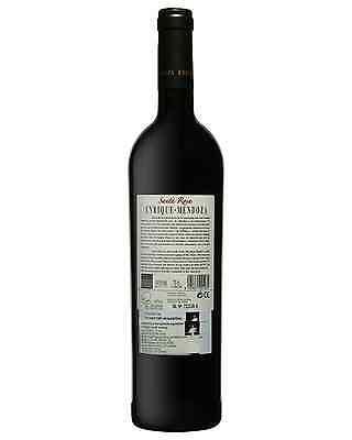 Enrique Mendoza Santa Rosa 2010 case of 6 Cabernet Syrah Merlot Dry Red Wine 2