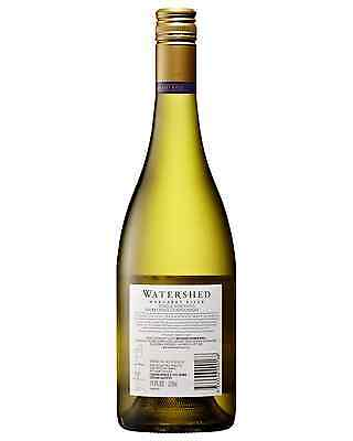 Watershed Awakening Single Vineyard Chardonnay case of 6 Dry White Wine 750mL