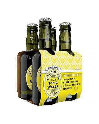 Fentiman's Tonic Water 200mL case of 24 Mixers 2