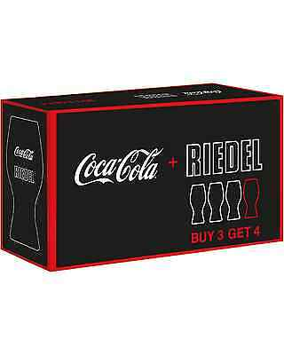 Riedel Coca Cola Pay 3 Get 4 480mL Bar Accessories 2 • AUD 74.00