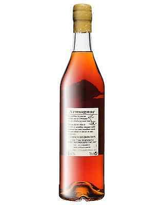 Delord Comte de Lamaestre 1979 Bas-Armagnac 700mL bottle Armagnac 2
