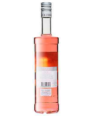 Vedrenne Liqueur de Rose 700mL bottle Liqueurs Fruit Liqueurs Burgundy 2
