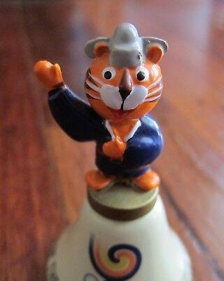 1988 Seoul Olympic Games Souvenir Metal Bell Mascot 2