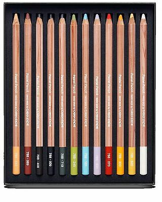 Caran Dache Extra Fine Dry Pastel Pencils Sketching Artist Colour Case Set Of 40 2