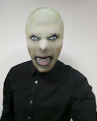 Lycra Stretchy Morph Costume Voldemort Halloween Full Head Mask Harry Potter