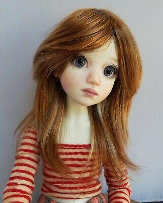 Monique ALLY wig 8//9 EID 1//3 BJD MSD DZ DOD Super Dollfie Wiggs 4 COLORS UNISEX