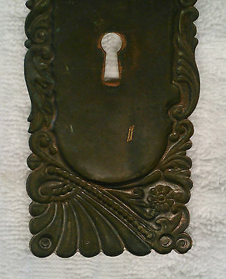 Backplate/vintage Brass/bronze 6