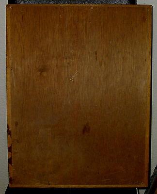 Talla De Dragón De Madera, Enmarcado, 55X40 Ctms 4