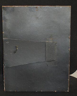 Lithographie - Spyros Alamanos - Le Pêcheur de Corfou - 35x27 cm - 1981 -124/125
