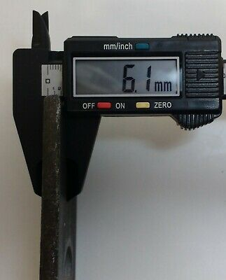 2 x MAYPOLE 76MM x 95MM WELD ON ANTILUCE PLATE TRAILER GATE FENCE DOOR MP840B 3