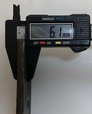 WELD ON ANTILUCE PLATE TRAILER GATE FENCE DOOR 2 x 76MM x 95MM MAYPOLE MP840B 3